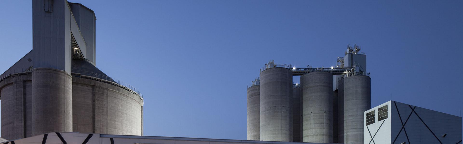 Zementwerk LAFARGE
